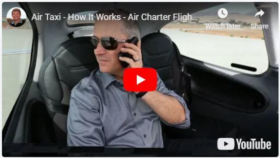 How Air Taxi works